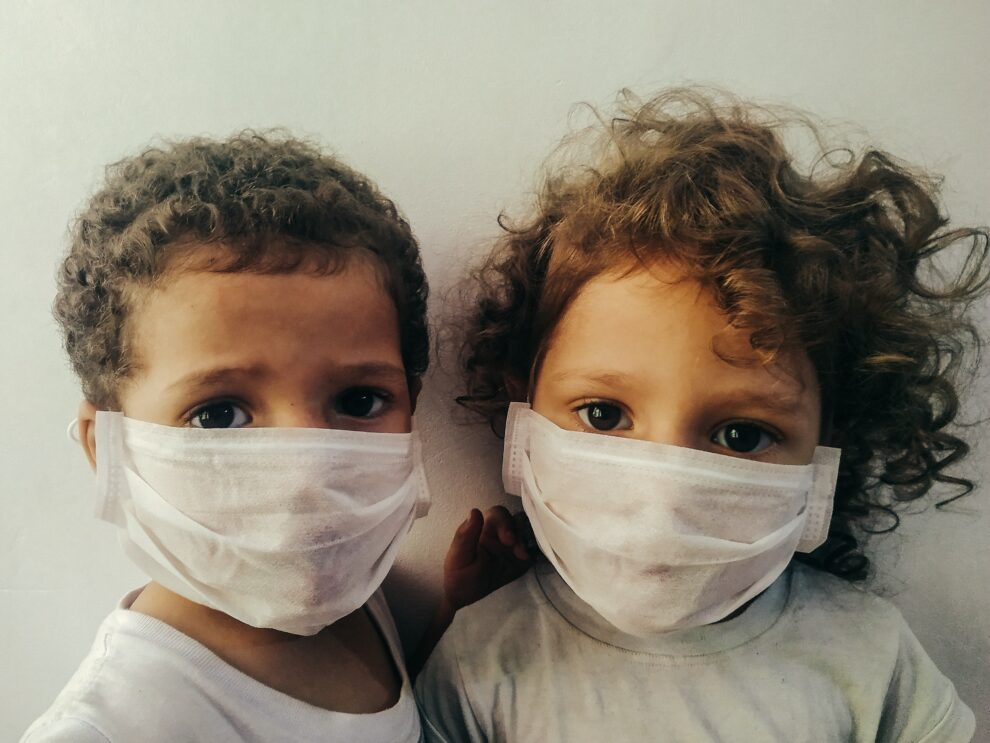 coronavirus in children